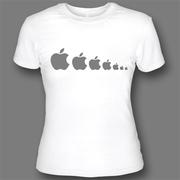 Печать на футболках для корпоративов и Нового года!