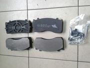 Тормозные колодки комплект для Mercedes Atego 815 Ø17, 5