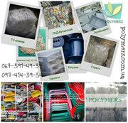 Покупаем лом полимеров: дробленный полистирол УПМ,  лом полипропилен (П