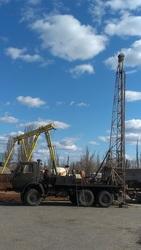 бурение скважин на воду Днепропетровск.