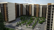Продам 1 комнатную квартиру в ЖК «Жукоffский»