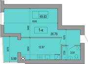 Продам 1 комнатную квартиру в в новострое  ул.Жуковского