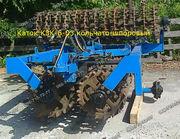КЗК-6-03 (КШ) Кольчато-шпоровый каток ( оригинал,  завод)