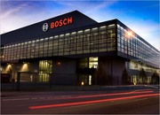 Рабочий на склады Bosch (Вроцлав,  Польша)