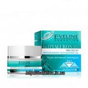 Eveline Cosmetics Bio Hyaluron 4D крем активный кислород 3в1 50ml