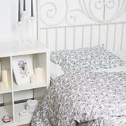 Детское постельное белье для новорожденного,  Комплект Носорожки