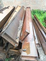Балка 55 демонтаж,  длиной 6-7.4 м