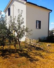 Продам кап. 2-этажный дом (участок 5 соток,  90 кв.м,  АНД,  г. Днепр)