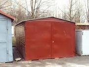 Продам металлический гараж в кооперативе.