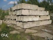 фундаментные блоки.50. б/у