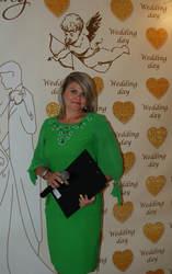Ведущая на Свадьбу,  выездную церемонию,  корпоратив Днепр.