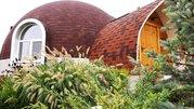 Строительство купольного дома-сферы от компании Ginko Днепр