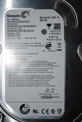 Жесткий диск Seagate Desktop HDD 7200.12 500GB 7200rpm 16MB
