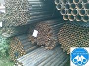 Трубы водогазопроводные и цельнотянутые