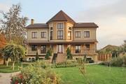 Продам дом в Новоселовке на берегу Самары в в живописном месте.