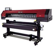 Новый Эко-сольвентный широкоформатный принтер WT-1700G на DX7