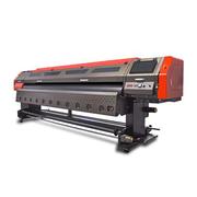 Широкоформатный принтер Wit-Color Ultra Star 3302 на StarFire 10pl