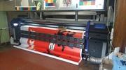 Широкоформатный принтер Flora 3, 2м Spectra Polaris PQ 512/35