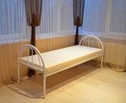 Металлические кровати. Кровати двухъярусные. Кровать недорого.