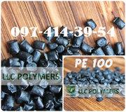 Предлагаем вторичный трубный полиэтилен (трубная гранула)  ПЭ100,  ПЭ80
