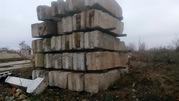 Блоки фундаментные б/у (2, 4 х 0, 6 х 0, 5) м по 350 грн/шт
