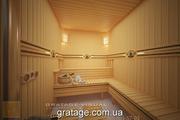Дизайн интерьера SPA-салонов,  саун и бань