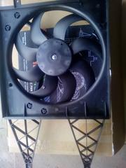 Вентилятор радиатора в сборе SKODA FABIА VAG 6Q0 959 455 N