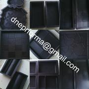 Продам формы для производства тротуарной плитки,  бордюров и водостоков