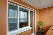 Балкон под ключ. Объединение балкона с комнатой. Днепр