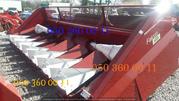 Жатка навесная 8-рядная Клевер Псп-810