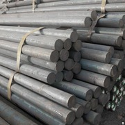 Круг стальной от 1-го м. п.,  диаметром от 6 до 330 мм.