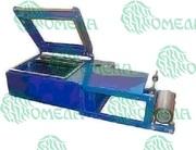 Термоупаковочные машины для упаковки в ПВХ (052.28.01) ,  (052. 28.02)