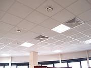 Подвесные потолки системы «Армстронг»