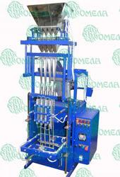 Автомат фасовочно-упаковочный серии типа стик 082. 28. 01