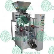 Автомат для фасовки сыпучих продуктов в пакеты дой-пак 083. 32. 07