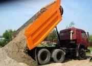 Доставка песка,  щебня,  шлака,  кирпича. Самосвалы 5 и 10 тонн.