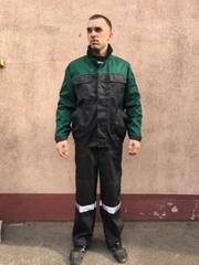 Спецодежда -  Костюм рабочий Механик с пк  от 1 штуки  продажа все в наличии