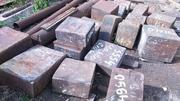 Поковки  сталь  40  45   38ХМА