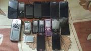 Продам мобильные телефоны под ремонт, либо, на запчасти.