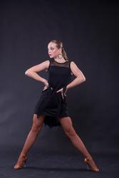 Тренировочная одежда для танцев и спорта