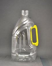 ПЭТ бутылка 3 литра с боковой ручкой. Продам ПЭТ тару