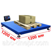 Весы платформенные 600,  1000,  1500,  2000,  3000 кг