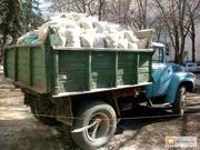 Вывоз строительного мусора. Доставка материалов