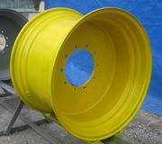 Ремонт сельскохозяйственных колесных дисков