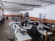 Швейное предприятие продаст оборудование оптом.