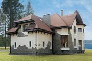 дом из газобетона  качественно и быстро в днепропетровске