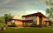 каркасное строительство домов по индивидуальным проектам в днепре