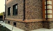 Фасад коттеджа отделка по любой вкус под ключ в днепре