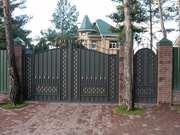 Продажа ворот,  производство калиток,  производство заборов г. Кривой Ро