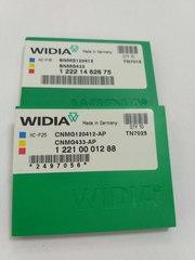 Токарные пластины Немецкого качества Kennametal(WIDIA)